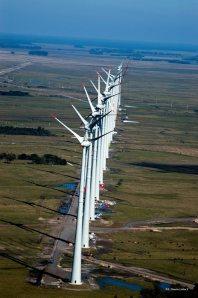 Megaproyecto Eólico del Istmo de Tehuantepec