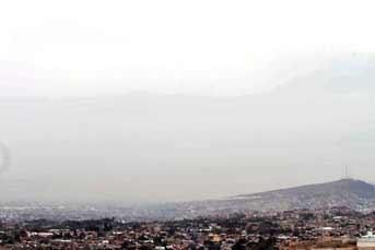 La zona de las Pintas es donde mayor polución registra la ZMG. Foto: Archivo
