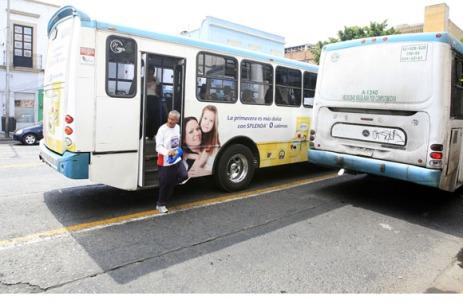 Servicio de Transporte publico en la Ciudad